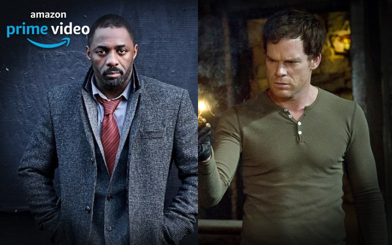Dexter Luther Amazon Prime Video