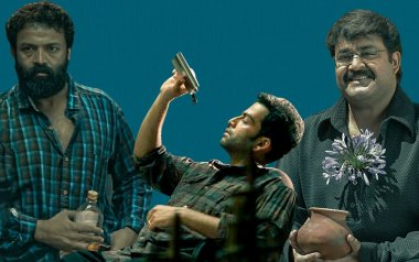 Like Master's Vijay, Seven Films in Malayalam Where The Leads Had A Drinking Problem