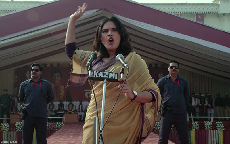 'Twitter Conversation Went Into A Bad Space, Calling Me An Upper Caste Leech': Richa Chadha On The Madam Chief Minister Backlash, Film Companion