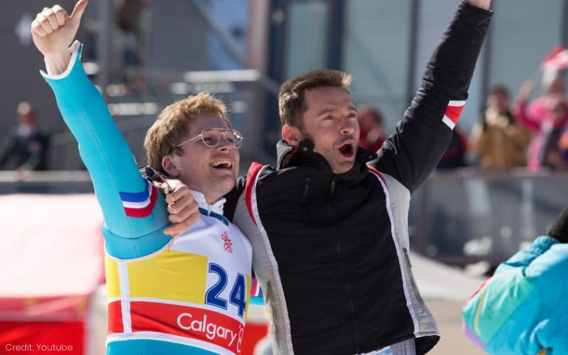Eddie The Eagle: Cheerful And Hopeful, But Not Trite, Film Companion