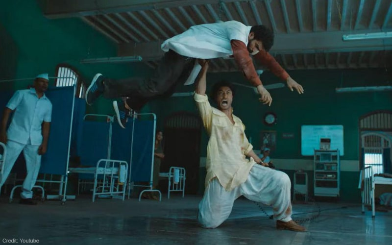 The Power On Zee Plex: Vidyut Jammwal's Acrobatics Keep Afloat  This Godfather-Tale Gone Stale, Film Companion