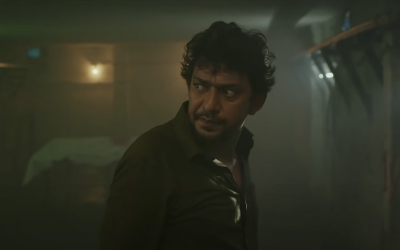 Taqdeer on Hoichoi is a well-made, well-performed crime thriller series, Film Companion