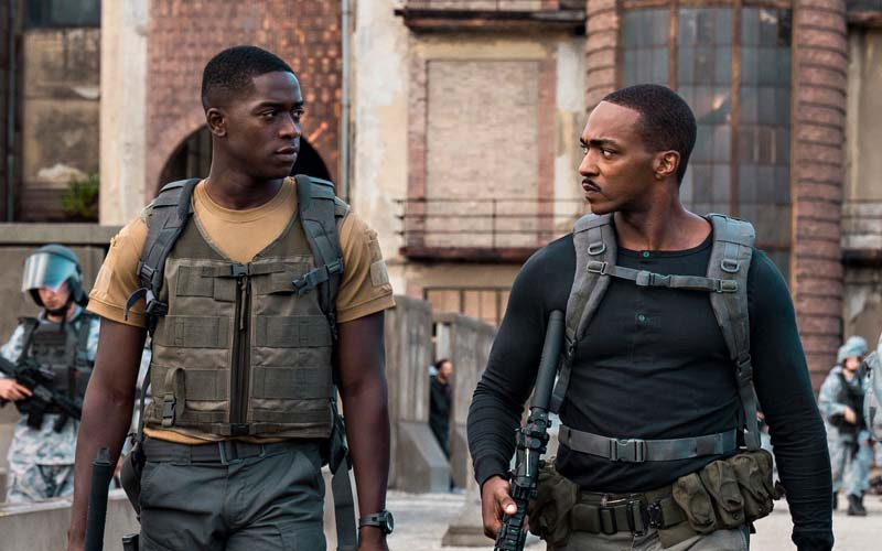 Outside The Wire Tries To Convey An Anti-War Message, But The Action Overshadows Its Purpose, Film Companion