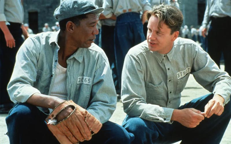 No Good Thing Ever Dies: Andy, Red And The Shawshank Redemption, Film Companion