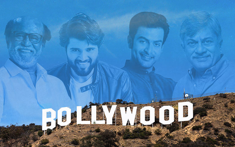 From Rajinikanth And Chiranjeevi To Dulquer Salmaan And Vijay Deverakonda: South Indian Stars And Their Big Leap To Bollywood