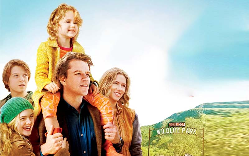 We Bought A Zoo: A Heartwarming Tale Of A Family Finding Hope And A ZOO! (A movie that gives me hope), Film Companion