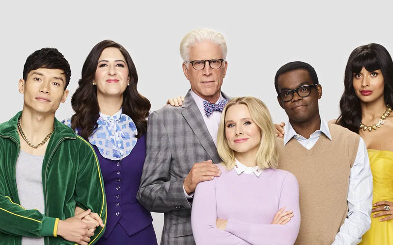 The Good Place And The Reason It's So Forking Good!, Film Companion