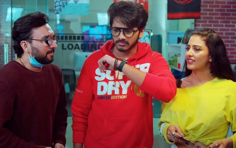 Zombie Reddy Movie Review: This Teja Sajja And Anandhi Starrer Is Uneven But Funny