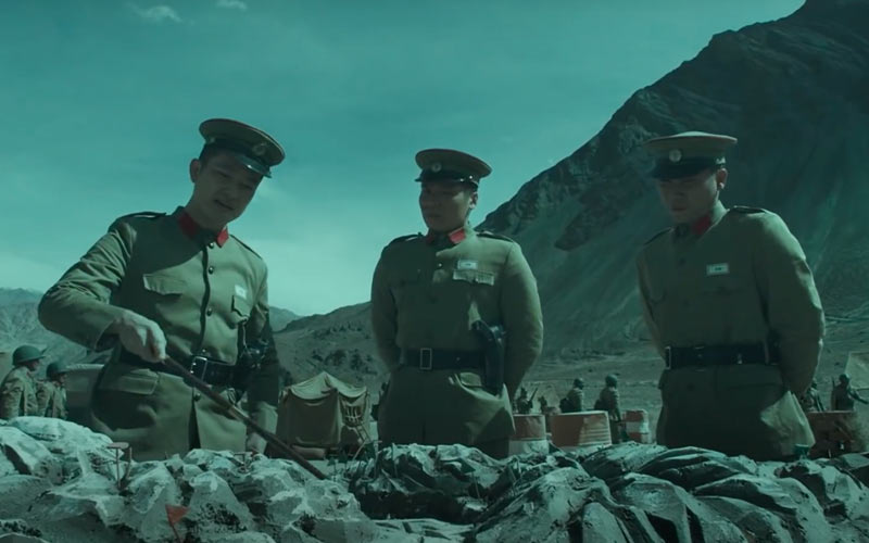 1962: The War In The Hills On Disney+Hotstar Review: A Drag Of A Show With Desaturated Video Game War Aesthetics, Film Companion