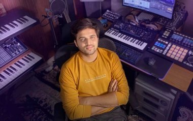 I See Myself As A Musician Whose Predominant Instrument Is His Voice: Nakul Abhyankar
