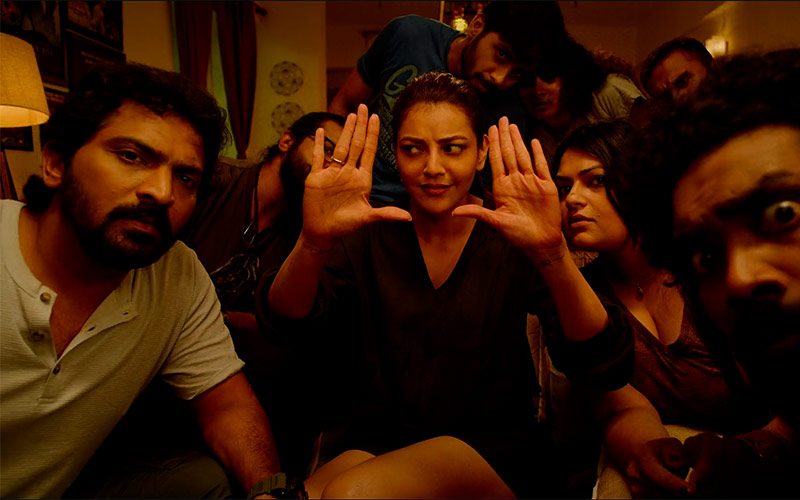 Live Telecast On Disney+Hotstar Review: An Awfully Constructed, Scarcely Scary Series, Kajal Aggarwal's Wide-Eyed Antics Notwithstanding, Film Companion
