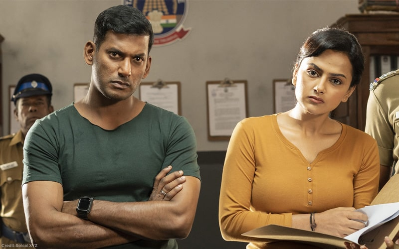 Review Of Vishal-Shraddha Srinath's Chakra: When Inanity Comes Full Circle