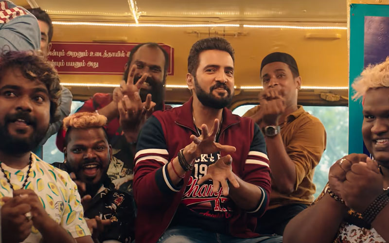 Paris Jeyaraj Movie Review: The New Santhanam 'Adultery Comedy' Is A One-Trick Pony That's Silly, Absurd And Laugh-At-Yourself Funny