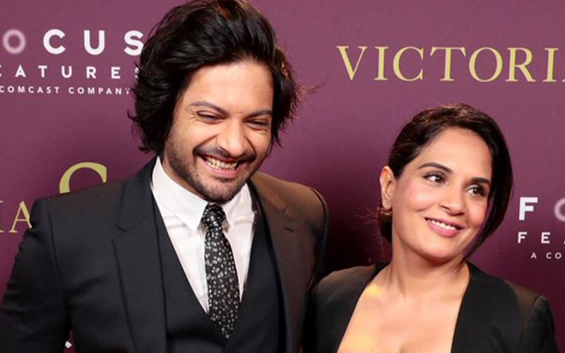 Richa Chadha And Ali Fazal On Pushing Buttons With Their New Production Company, Film Companion