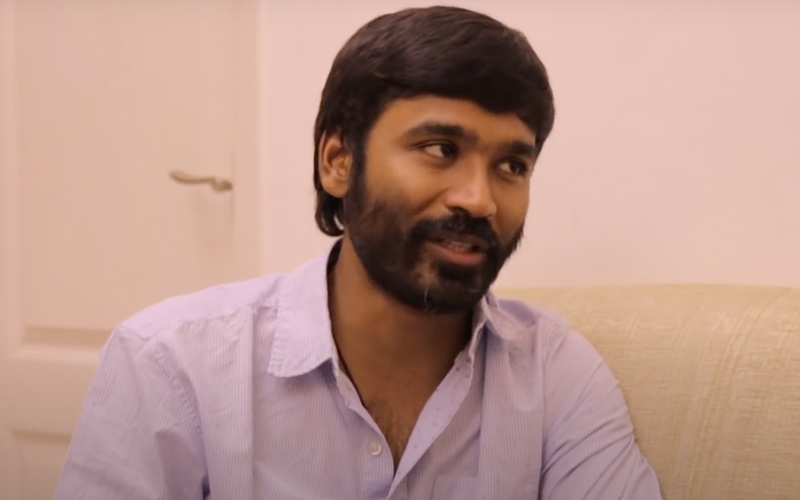 There's No Theory In My Acting, Everything Is Practical: Dhanush