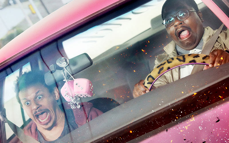 Bad Trip On Netflix Review: Eric Andre's Balls-Deep-In-Shit Comedy Calls Out Humans As Empathetic Voyeurs, Film Companion