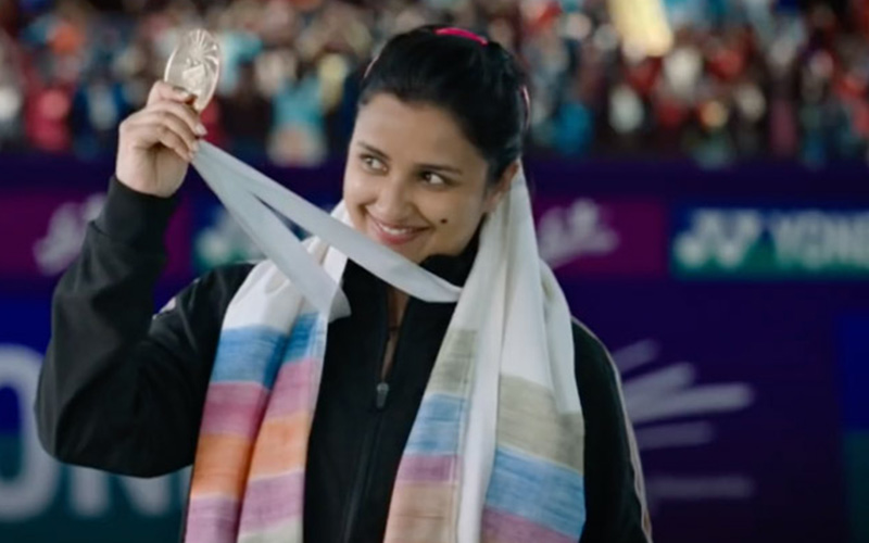 Saina, On Amazon Prime Video, Is A Middling Film With Watchable Performances, Film Companion