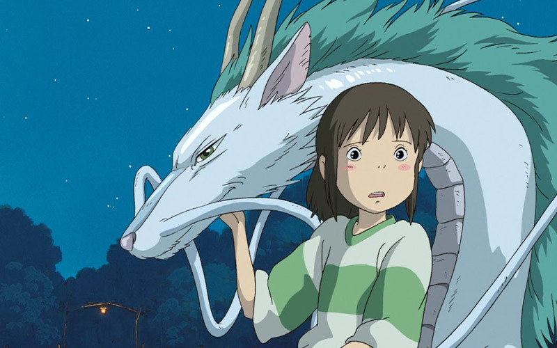 The Three-Act Structure In Studio Ghibli's Spirited Away, Film Companion