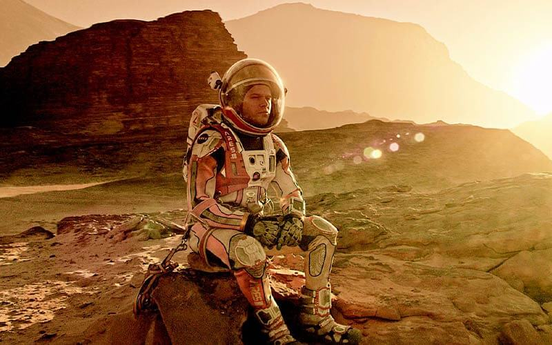 Ridley Scott's The Martian: A Sci-fi Blockbuster With Heart And Humour, Film Companion
