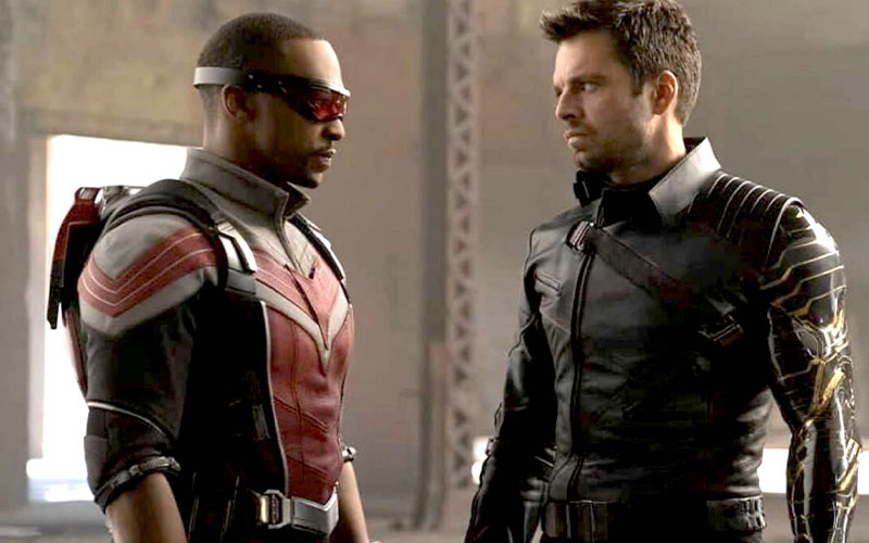 The Falcon And The Winter Soldier's Sebastian Stan And Anthony Mackie On Expanding The MCU On The Small Screen, Film Companion