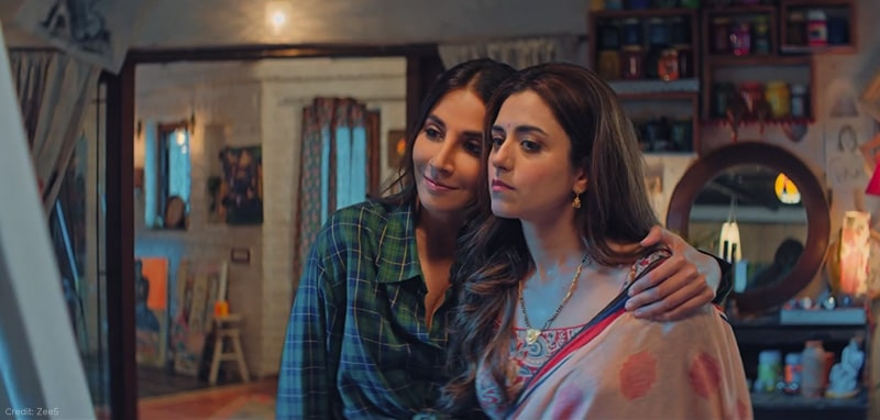 The Married Woman On ALT Balaji and Zee5 Is A Deeply Felt, Deeply Flattened Tale Of Lesbian Love In Post-Babri India, Film Companion