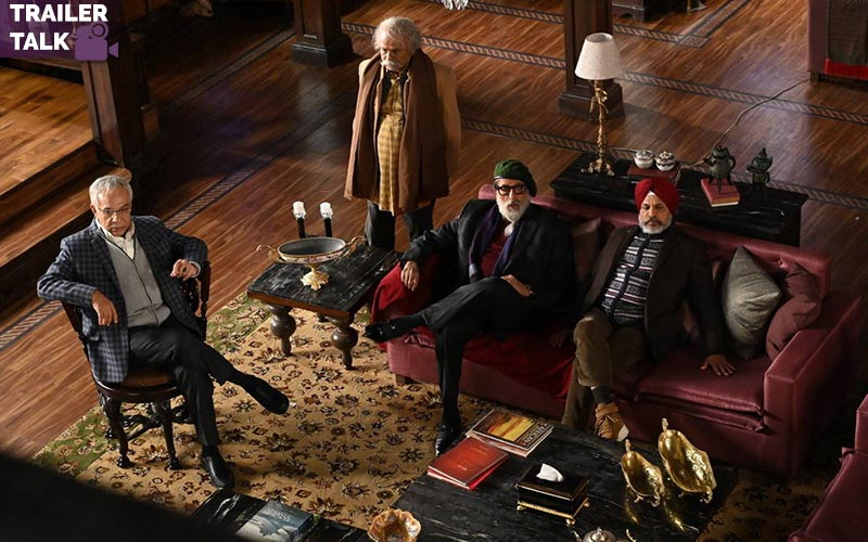 Chehre Trailer Talk: Amitabh Bachchan And Emraan Hashmi Play-Act Court Proceedings In The Mountains, Film Companion