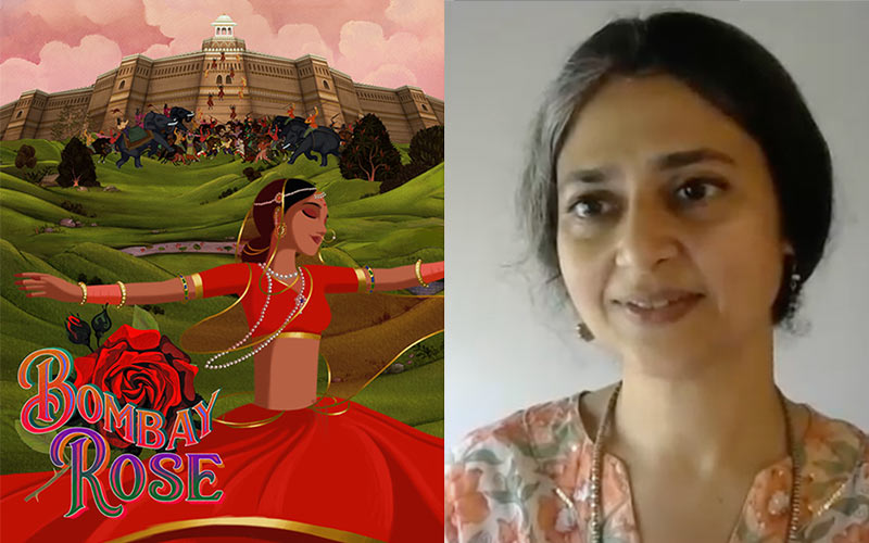 Gitanjali Rao On The Painstaking Process Of Creating Independent Animation Film Bombay Rose, Film Companion