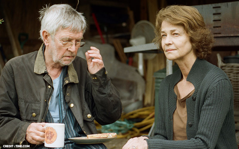 In Pandemic Times, 45 Years Evokes The Fragility Of Things We Take For Granted, Film Companion