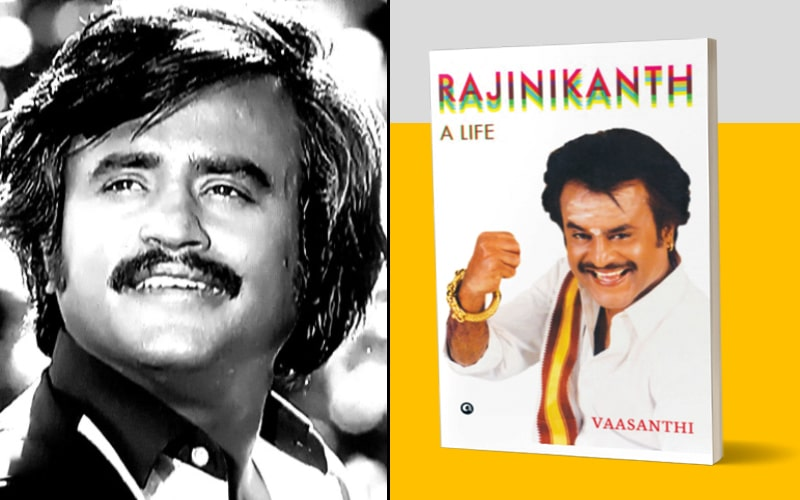 Rajinikanth's Latest Biography Focuses Instead On His Political Ambitions And (Lack Of) Political Ideology, Film Companion
