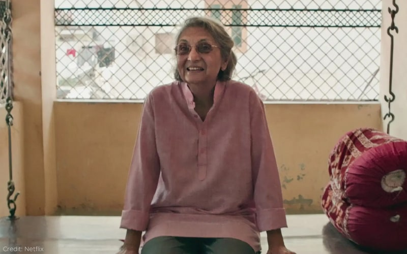 Ma Anand Sheela On Her New Netflix Documentary: 'It Shows My Survival Instincts', Film Companion