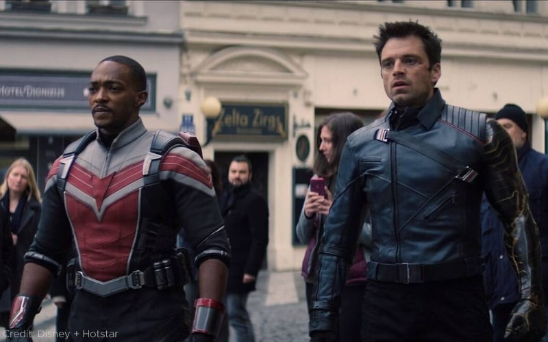 Two Marvel Fans Break Down The Highs And Lows Of The Falcon And The Winter Soldier, Film Companion