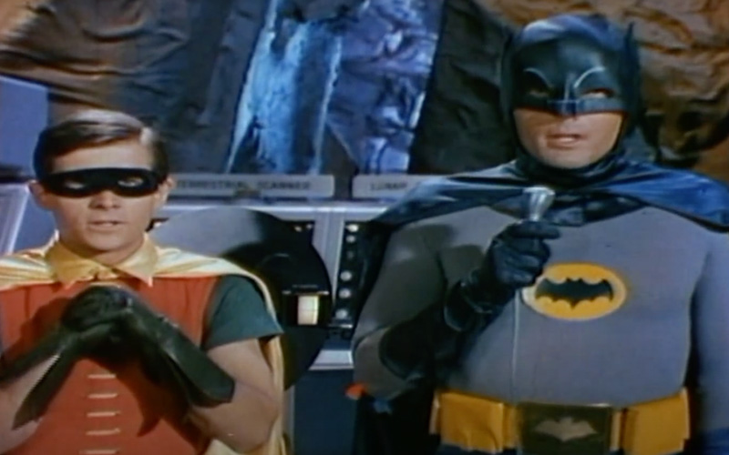 Batman: The Movie: A Campy And Comedic Batman And Robin Save The Day, Film Companion