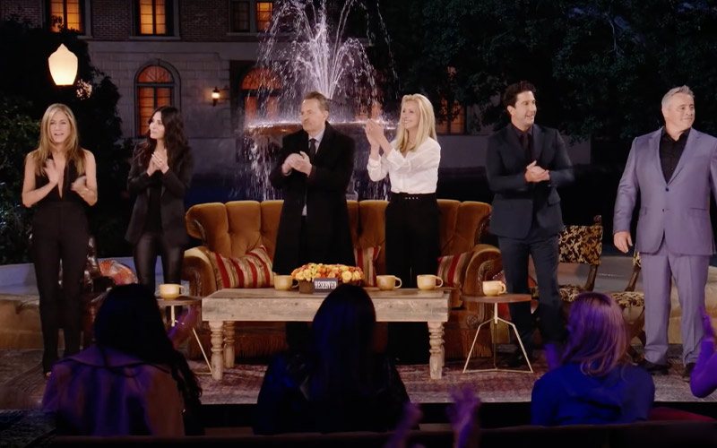 Everything You Need To Know About The Friends Reunion Special, Film Companion