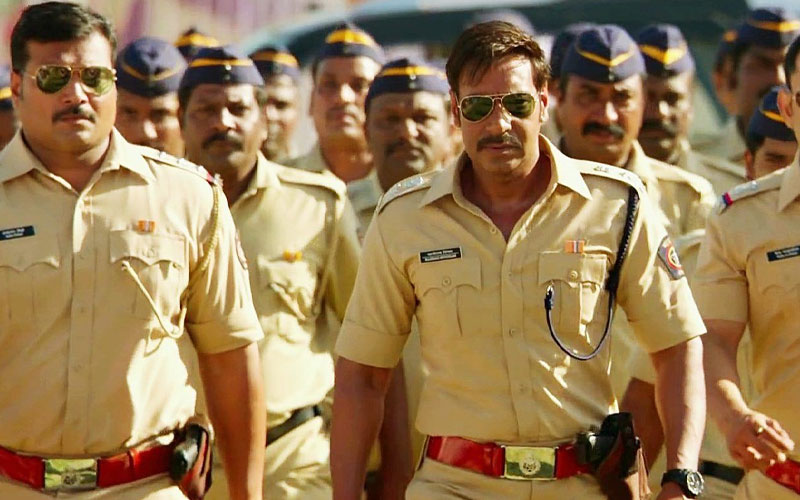 Singham: The Beginning Of The Cop Franchise, Film Companion
