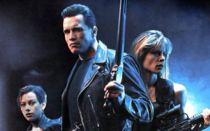Terminator 2: Judgment Day: For Me, It Was A Kids' Movie, Film Companion