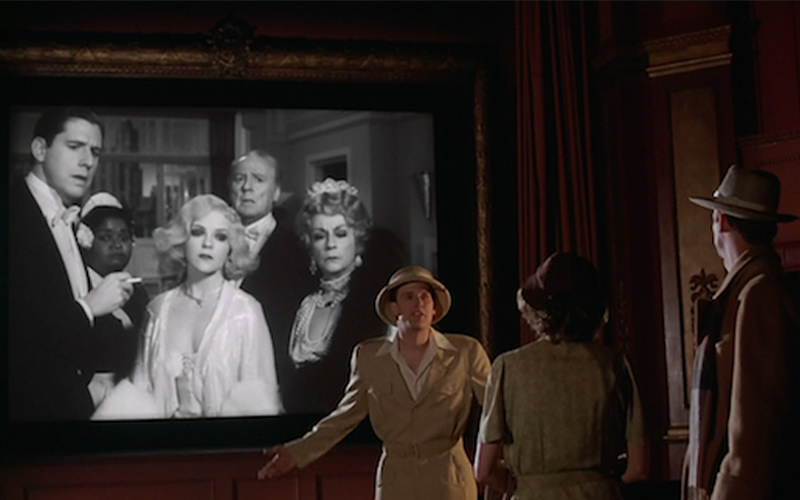 The Purple Rose of Cairo: The Duplicity Of Hope And Illusion, Film Companion