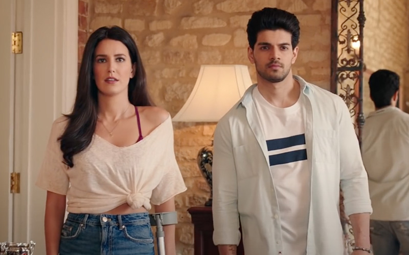 Time To Dance On Netflix: Sooraj Pancholi And Isabelle Kaif Play Lovers But Give Off Sibling-Energy In This Competitive Ballroom Dance Drama, Film Companion