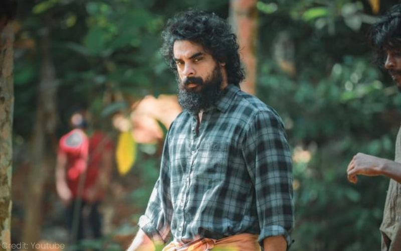 I Observe Myself On Screen As A Self-Assessment Process: Tovino Thomas