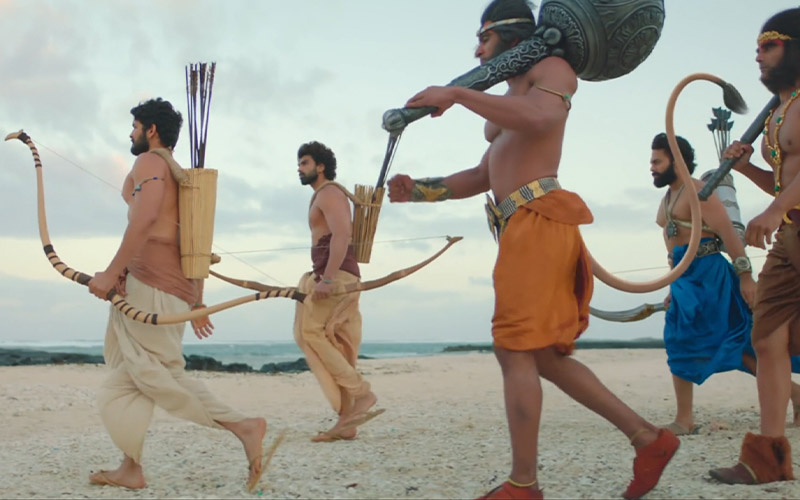 Ramyug On MX Player Is A Pointless Retelling Of A Timeless Tale, Film Companion