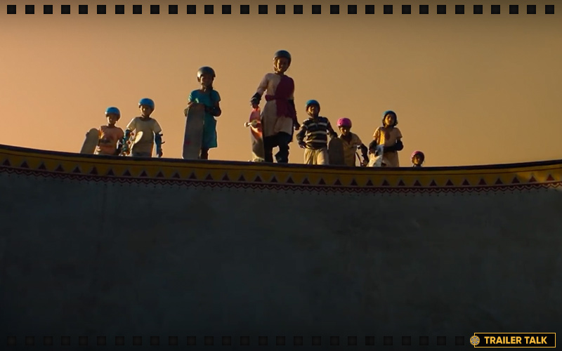 Trailer Talk: Skater Girl, Where A Group Of Children In Rajasthan Discover An Unusual Passion: Skating, Film Companion