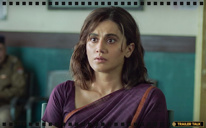 Haseen Dillruba On Netflix Trailer Talk: A Blood Drenched Love Triangle Starring Taapsee Pannu, Vikrant Massey and Harshvardhan Rane, Film Companion