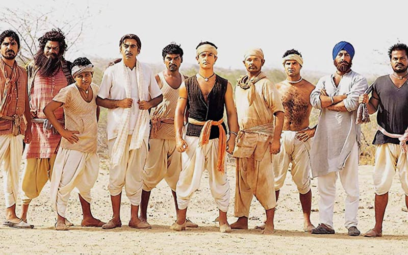 The First Time I Saw Lagaan Lead