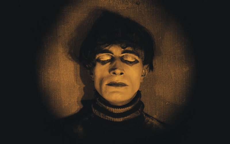 Cesare's Moment Of Subjectivity In The Cabinet of Dr Caligari, Film Companion