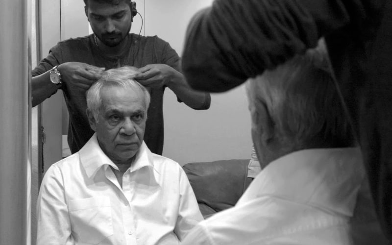 Talking Head is an Absorbing Portrait of Dhritiman Chaterji, 'an Actor Unattached to the Frills of Stardom', Film Companion