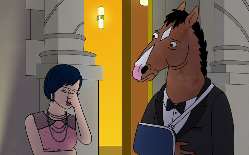 BoJack Horseman Reminded Me That The Only Way Out Of Grief Is Through It, Film Companion
