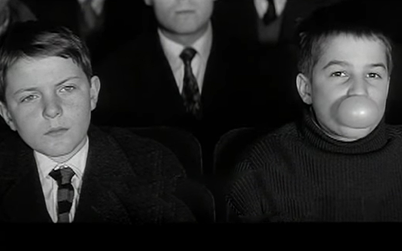 The Rebellious Teenager In The 400 Blows, Film Companion