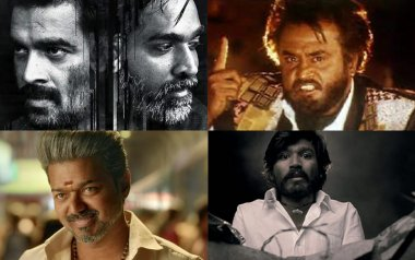 15 Faces Of The Tamil Cinema Gangster