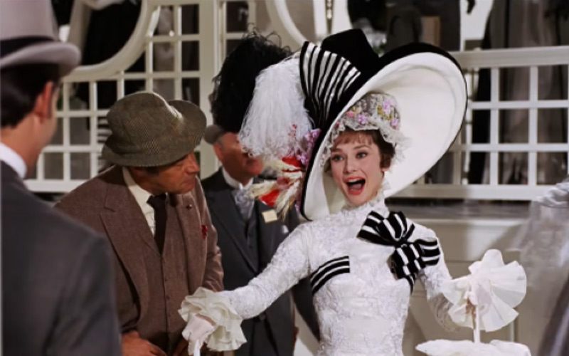 My Fair Lady, A Memorable Introduction To The 'English' Musical, Film Companion