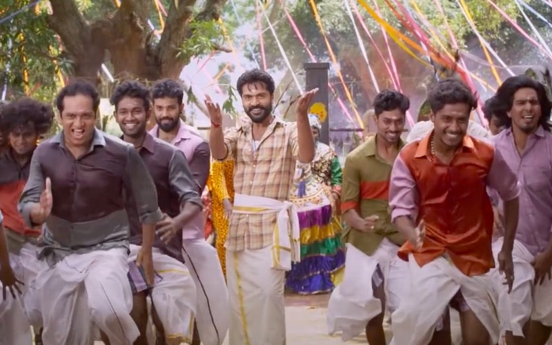 Eeswaran, On Disney+ Hotstar With Silambarasan, Is A Generic Film That Has Nothing New To Offer