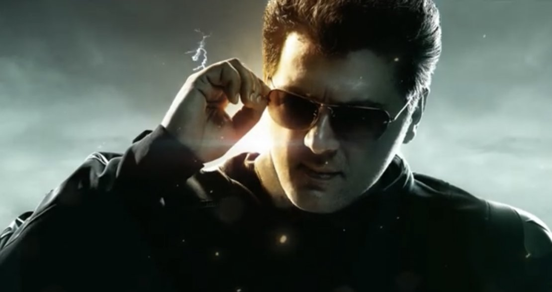 """Valimai Update: """"Power Is A State Of Mind"""" Says Ajith Kumar, In A Racer Avatar, Film Companion"""